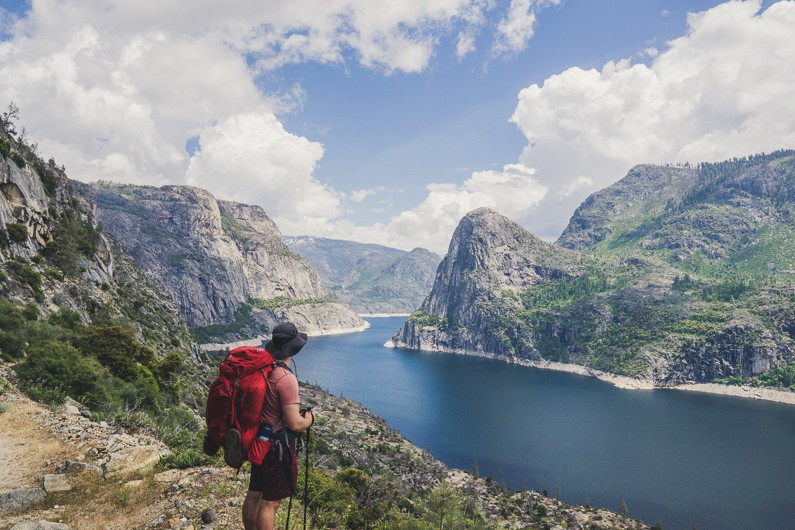 Backpacking Hetch Hetchy Loop