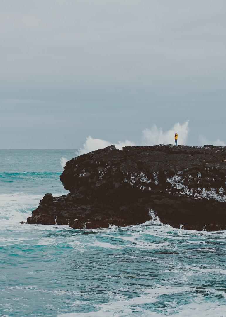Blue Ocean Water Iceland