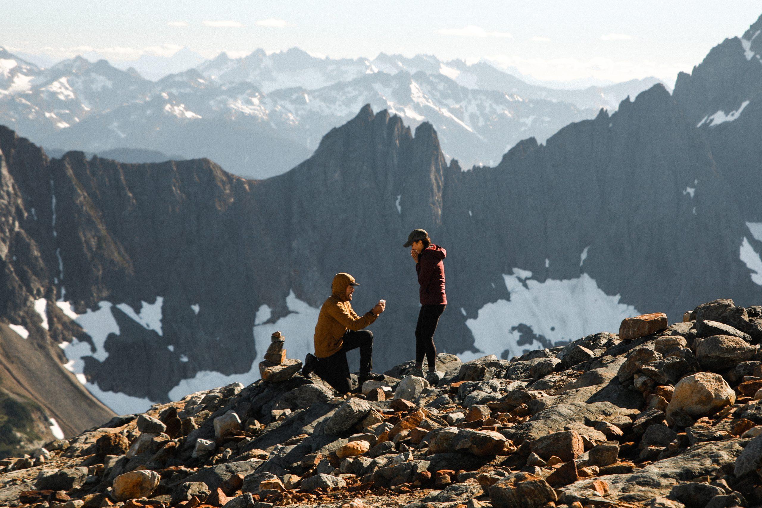 Sahale Glacier Proposal