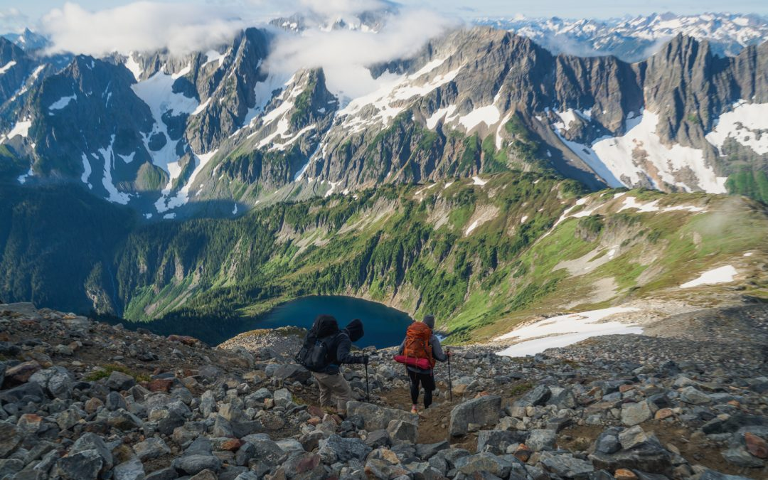 A Guide to Backpacking Sahale Glacier | North Cascades National Park